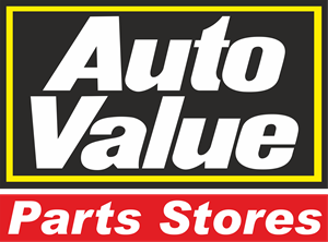 Auto Value Parts Stores Logo Vector