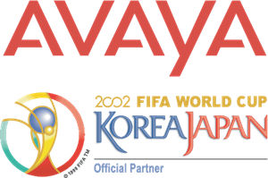Avaya - 2002 World Cup Sponsor Logo Vector