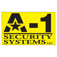 A-1Security Systems Logo Vector