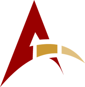 A Arrow Logo Vector