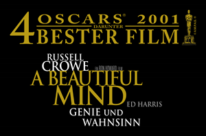 A Beautiful Mind – Genie und Wahnsinn Logo Vector