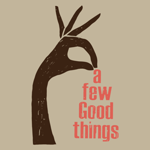 A Few Good Things Logo Vector