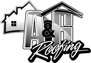 A & G Roofing Logo Vector