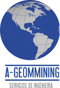 A-Geommining Logo Vector