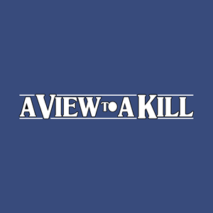 A view to a Kill Logo Vector