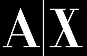 A|X Armani Exchange Logo Vector