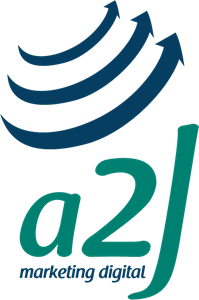 A2J marketing digital Logo Vector