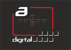 a digital Logo Vector