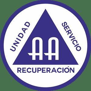 aa alcolicos anonimos logo vector cdr free download