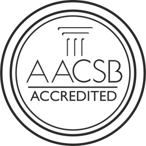 AACSB Accredited Logo Vector