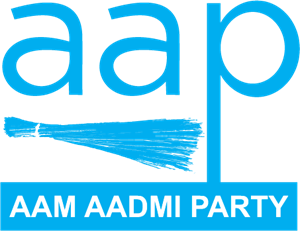 AAP (Aam Aadami Party) Logo Vector