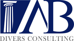 AB Divers Consulting Logo Vector
