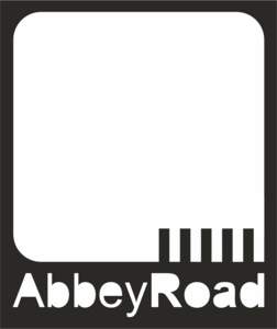 Abbey Road Studios-white Logo Vector