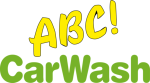 ABC CarWash Logo Vector