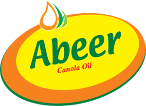 Abeer Oil Logo Vector