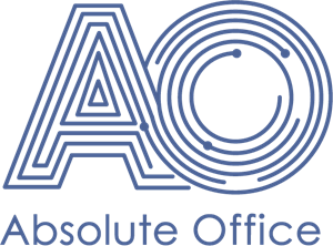 Absolute Office Logo Vector
