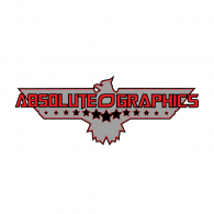 Absolute Zero Graphics Logo Vector