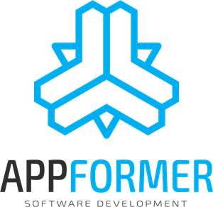 Abstract AppFormer Logo Vector