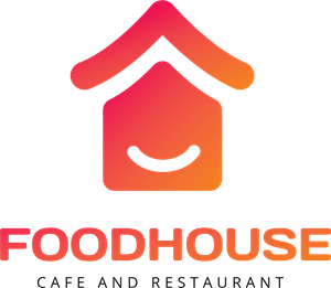 Abstract Foodhouse Logo Vector