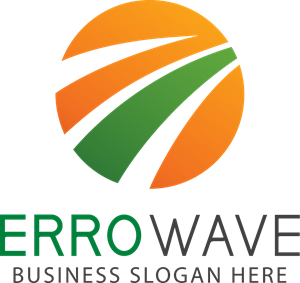 Abstract wave Logo Vector