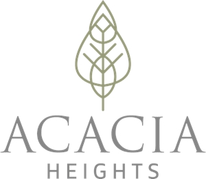Acacia Heights Logo Vector