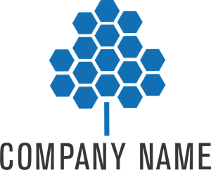 Accountancy Tree Company Logo Vector
