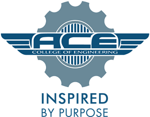 ACE College of Engineering Logo Vector