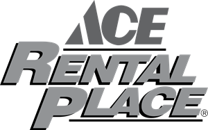 Ace Rental Place Logo Vector