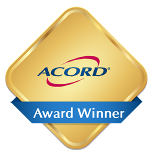 ACORD Award Winner Logo Vector