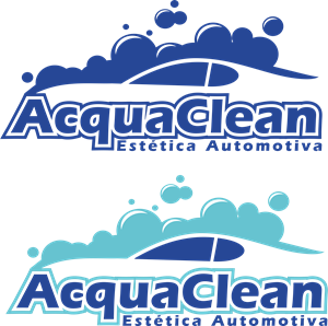 Acqua Clean Logo Vector