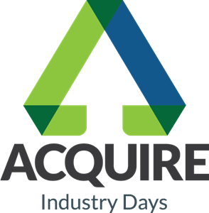 ACQUIRE Industry Days Logo Vector