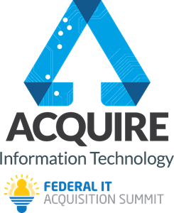 ACQUIRE Information Technology Logo Vector