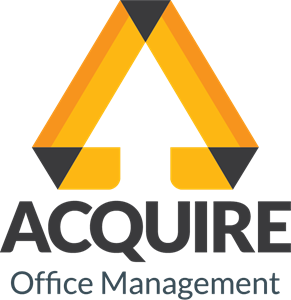 ACQUIRE Office Management Logo Vector