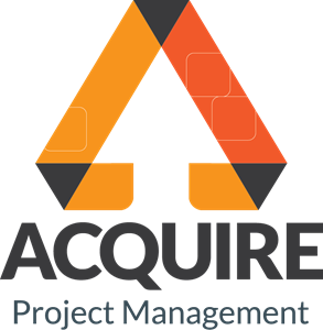 ACQUIRE Project Management Logo Vector