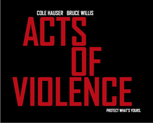 Acts of Violence Logo Vector