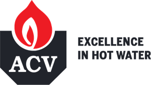 ACV Excellence in Hot Water Logo Vector