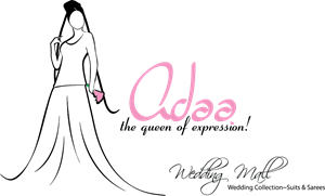 Adaa Wedding Mall Logo Vector