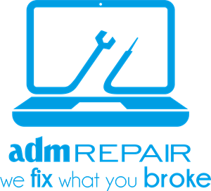 ADM REPAIR Logo Vector