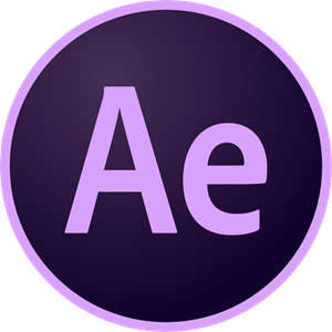 Adobe After Effects CC Circle Logo Vector