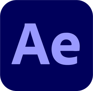 Adobe After Effects Logo Vector