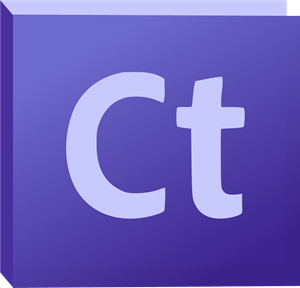 Adobe Contribute CS5 Logo Vector