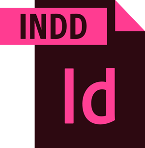 Adobe Indesign File Logo Vector
