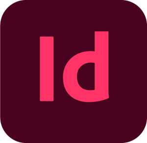 Adobe InDesign Logo Vector