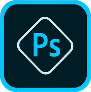 Adobe Photoshop Express Logo Vector
