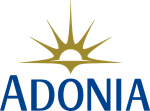 Adonia Cruise Ship Logo Vector