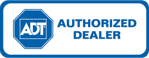 ADT Authorized Dealer Logo Vector