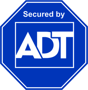 ADT Home Security Logo Vector