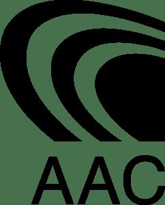 Advanced Audio Coding AAC Logo Vector