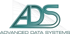 Advanced Data Systems (ADS) Logo Vector