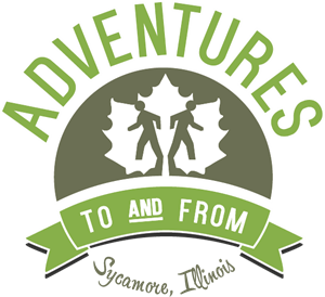 Adventures To and From Sycamore Logo Vector